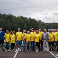 Чиновники проехали на велосипедах вокруг Минска ради экопросвещения беларусов