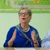 «Мы ничего не можем вам навязывать». Глава представительства ЕС уверена в развитии «зелёной» энергетики в Беларуси