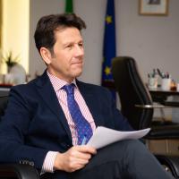 «Будем надеяться,  что передадим детям менее потрепанный мир, чем сейчас». Посол Итальянской Республики в Беларуси Марио Бальди об умных городах и поезде, который может уйти