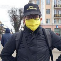 «Считают, что я раскручиваю тему»: Прокуратура вынесла предупреждение брестскому правозащитнику Роману Кисляку