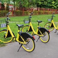 В Минске появятся 150 новых мест для шеринговых велосипедов и самокатов