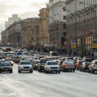 День без автомобиля в Минске: среди пробок и сюрреализма