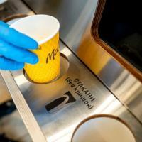 В Украине McDonald's начал перерабатывать использованные бумажные стаканы