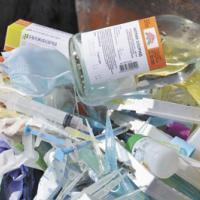 В Беларуси скопились десятки тонн опасных медицинских отходов