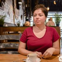 В Минске задержали журналистку Зелёного портала Насту Захаревич