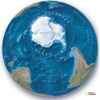 National Geographic признал существование пятого океана и начнет наносить его на свои карты