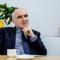 Куратор экологических проектов ЕС в РБ Филипп Бернар: «Беларусы — это люди, которые ищут свою страну»