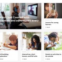 National Geographic запустил образовательную платформу для школьников, дошкольников и их родителей