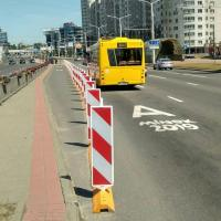 Выделенные полосы, запрет левых поворотов – временные ограничения движения на время Европейских игр могут оказаться не временными