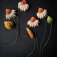 Цветы, гранаты и брокколи. Как минчанка бросила работу дизайнером мебели и стала лепить броши