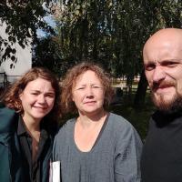 Отсидела за АЭС и «ябатьку». Эколог Ирина Сухий вышла после пяти суток ареста
