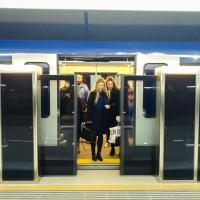 «Как отсюда выйти?» В Минске открыли новую ветку метро