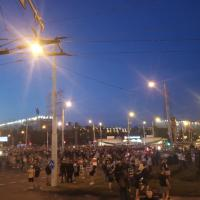 Протесты в Минске и регионах продолжаются. В списках задержанных есть экологические активисты