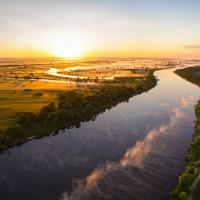 Десять маршрутов для сплава по Припяти