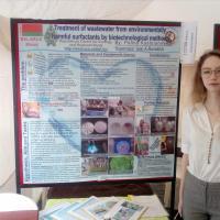 Минская школьница придумала биопрепарат для очистки сточных вод за 2 доллара