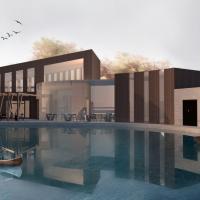 Смотрите, какие экодеревни предлагают построить на островах в Бресте: фермы, рыбный ресторан и плавучие дома
