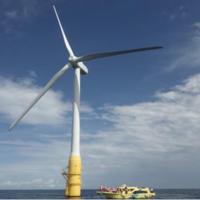 Япония запрягает морской ветер, чтобы двигать будущее