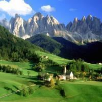 Природа удовлетворяет духовные потребности не хуже церкви