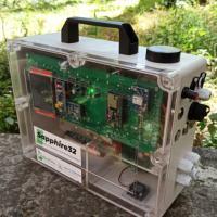 Украинцы разработали уникальную мобильную станцию мониторинга воздуха