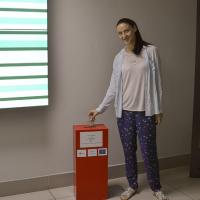 В Минске установили первый контейнер для сбора испорченных лекарств