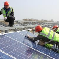Солнечный парк «velcom» стал одним из лучших энергопроектов в Беларуси (+победители конкурса)