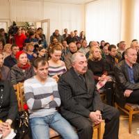 «Молодечно — не свиная столица Беларуси!» На общественных обсуждениях люди воспротивились строительству свинокомплекса
