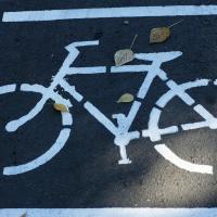 Гомельские улицы: опасности для велосипедистов (фото)