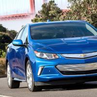 Гибрид Chevrolet во второй раз стал «зелёным» автомобилем года