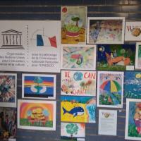 «Я рисую картины о деревьях и любви!» Маленькие художники об экологии и не только
