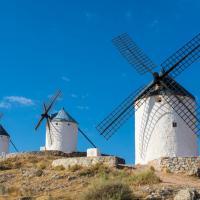 В Испании ветряные мельницы ставят в воде: так страна борется с глобальным потеплением
