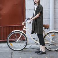 Среди велосипедистов в Минске только пятая часть - женщины. Но их становится больше