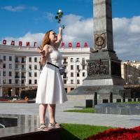 Потому что это наши цветочки! Беларусские протесты – самые аккуратные протесты в мире