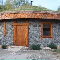 Дом из конопли. Как построить здание с нулевым углеродным следом