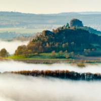 Самая маленькая гора в Саксонской Швейцарии продается за 235 тысяч долларов