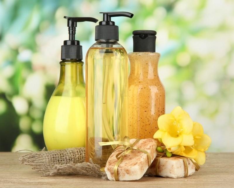 Шампуни из мыла в домашних условиях