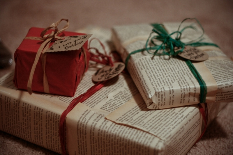 Красивая упаковка книг своими руками 38