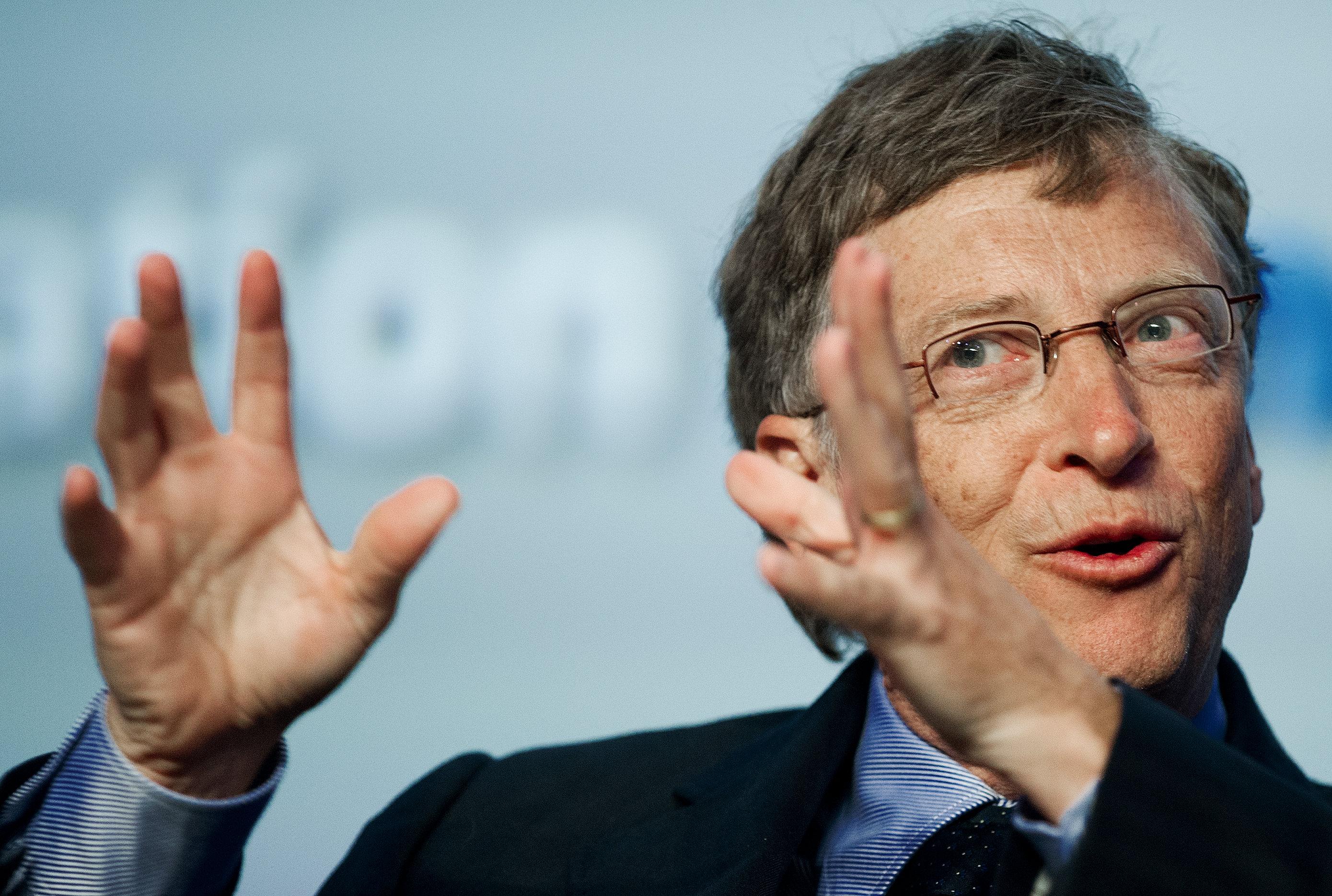 Гейтс пожертвовал на благотворительность $4,6 млрд