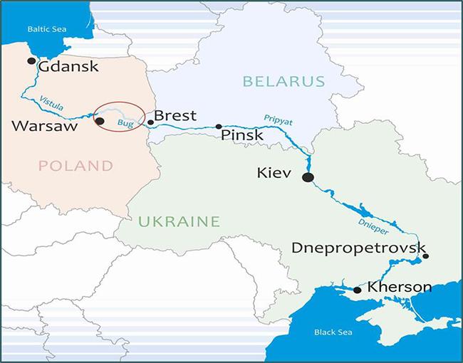 «Водный путь Е-40 — это смерть для Полесья!» Какой ценой обойдется Беларуси выход к морю?