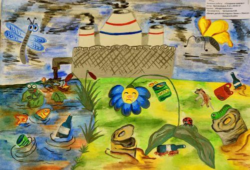 Детские картинки по охране природы