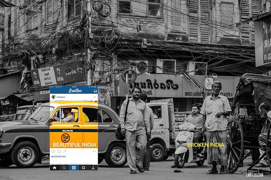 Индия без монтажа и фотофильтров
