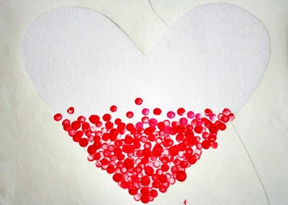 Сердечки своими руками дизайн