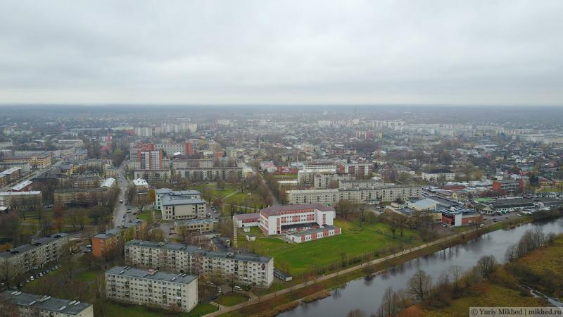 Елгава, Латвия