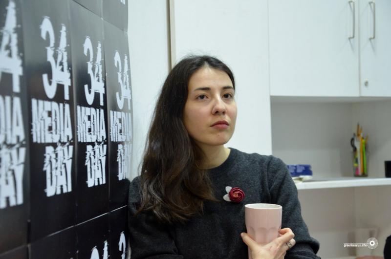 Лекция Натальи Блыщик про организацию экодрудественного мероприятия