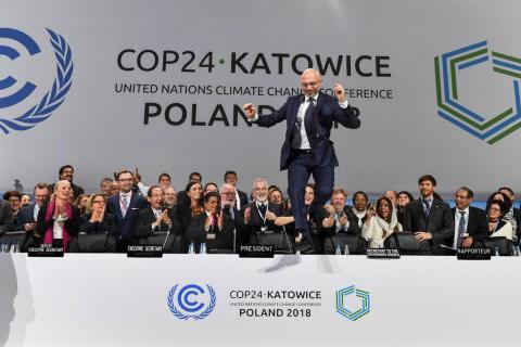 Климатические переговоры. Каждые полградуса имеют значение