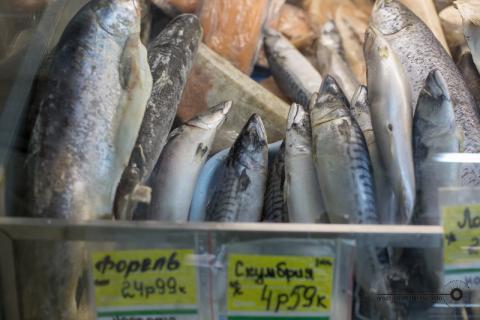 Рыба в беларусском супермаркете: как выбрать качественный продукт при скудном выборе