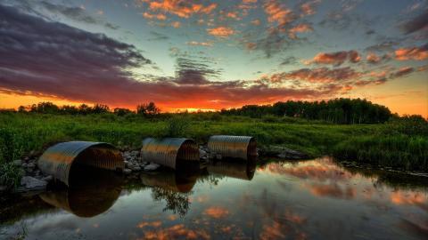 Найдут ли в Беларуси применение сточным водам? (+ список самых грязных и чистых рек и озёр)