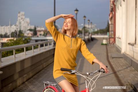 Велосипеды и красота: «Если могут в ветрено-дождливой Дании, то почему не можем мы?»