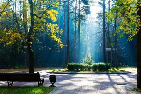 Мінскія паркі: ландшафтная архітэктура на ўзроўні, але не хапае належнага догляду