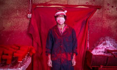 Настоящая мастерская Санты: китайский город, в котором производится 60% рождественских декораций в мире