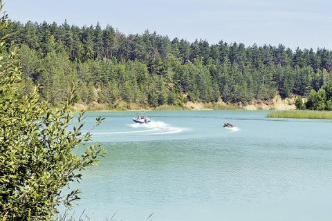 Инвестор из Египта арендовал любанские «голубые озера»